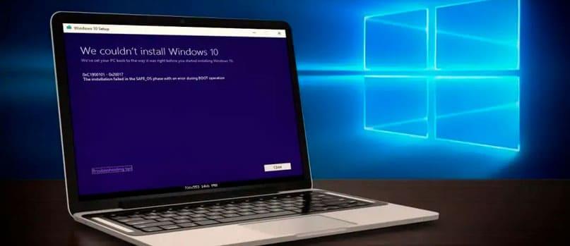 Помилка 0xc1900101 Windows 10